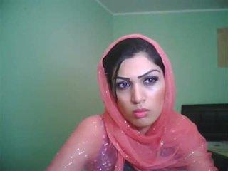 Uk bradford paquistanesa miúda shazia em viver câmara exposição
