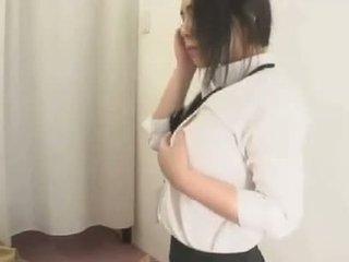 Japanska fittingroom avsugning 2