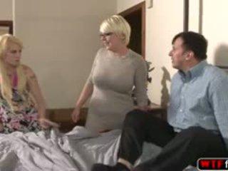 blowjob, ass, threesome