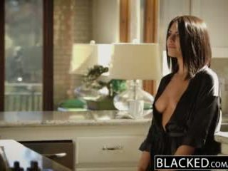 Blacked امرأة سمراء adriana chechik takes trio من bbcs