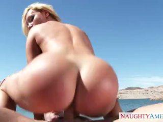 देखिए बड़ा, आदर्श स्तन, हॉट अमरीकी तेंदुआ