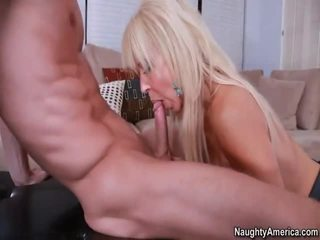 Horny Blonde Gymnasts