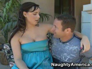 brunettes, big tits