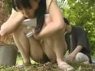 ιαπωνικά, υπαίθριος, ασιάτης