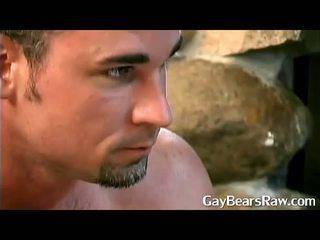 Kinky gay bear party