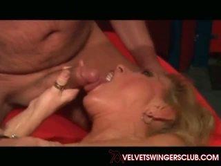 Velvet swingers club privát csoportos orgia igazi couples