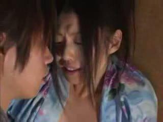 japansk, kön, asiatiska tjejer