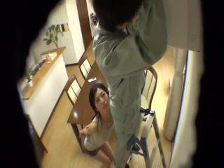 Spicy Slender Chinese Mom Id Like To Shag Sits Onto Power Tool Like Loony In Voyeur Vid