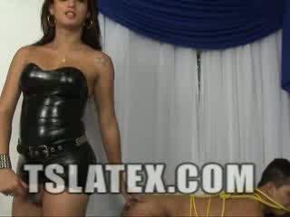 Tgirl Mistress Bianka In Control