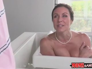 Gaze to Gain Knowledge with stop mom Kendra Lust