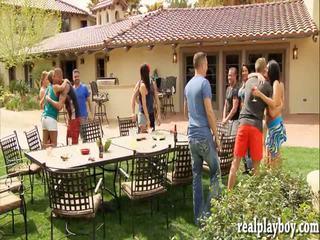 Swingers swap partners a ho groupsex un the spálňa