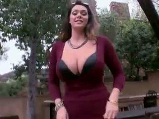 Alison tyler - énorme naturel seins obtenir baisée