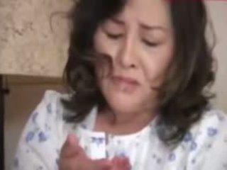 Japanesebbw แก่แล้ว แม่ และ ไม่ เธอ บุตรชาย