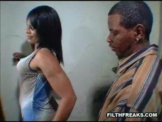 nice ass, black girl, black pussy