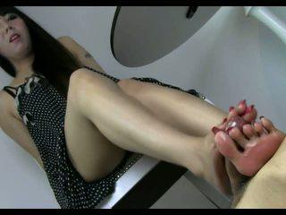 Soooo sexi čištěnípráci & nohapráci, volný asijské porno d4
