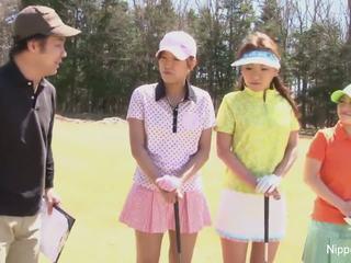 morena, japonés, adolescentes