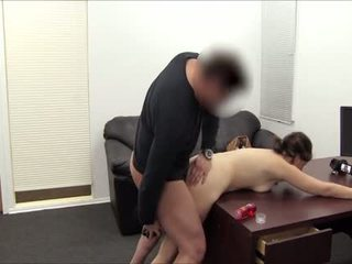 Poor Cassidy Has To Resort To Anal Sex