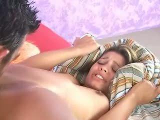 Paola reys rosa velvet aperture pressed e scopata con grande difficile cazzo