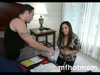 watch porn, mature scene, rated mom thumbnail