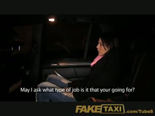 Faketaxi owadanja young gyz must pay her way