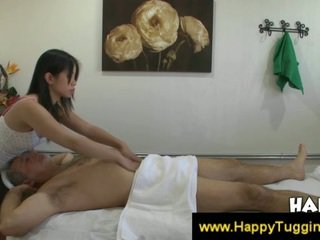 sacudindo, thai, massagem