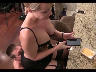 بوضعه إلى ك الأم: حر بوضعه إلى الأم عالية الوضوح الاباحية فيديو 42