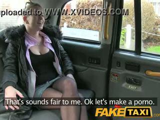 Nuori tšekki - fake taxi
