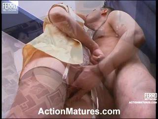 Christina at monty sexual elder scene