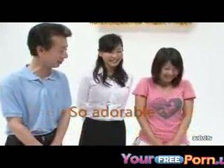 Dad Creampies Daughter In Jap Gameshow Video