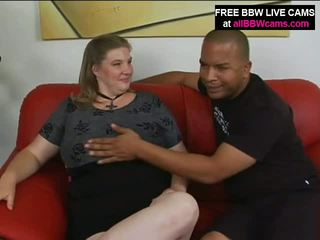 Plumper Gal Gets It From Throbbing Stud Part 1 Video