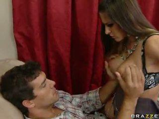褐发女郎 psychiatrist rachel roxxx 他妈的 她的 病人 视频