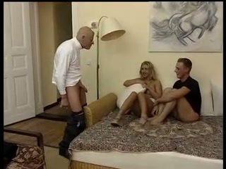 mmf, threesome, senelis, senas farts