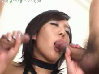 groupsex, japanese, masturbating