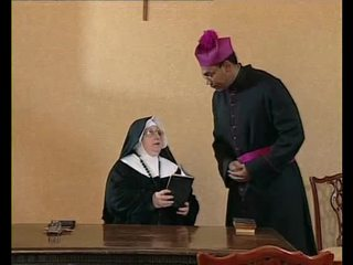 Mníška porno