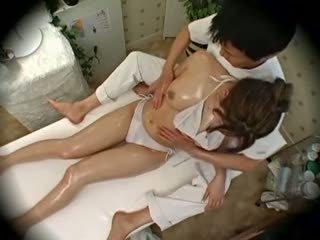 Spycam mode modele seduced līdz masseur 1