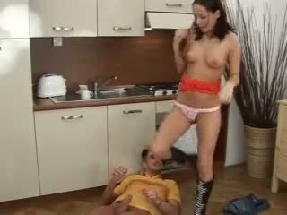 Sonia Red Keeps Her Pussy Tight
