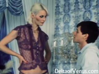 Clássicos porno 1970s - seka gets o que ela wants