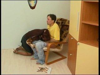 আম্মু helps তার step-son