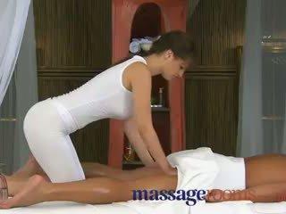 Rita peach - 按摩 rooms 大 公雞 therapy 由 masseuse 同 大 奶