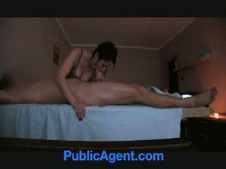 Masseur offered cash for sex