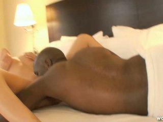White Pussy Mandingo Cock