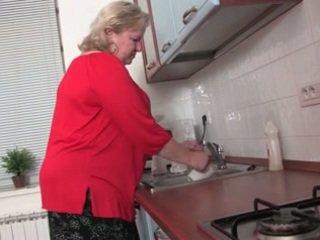 脂肪 おばあちゃん で ザ· キッチン r20