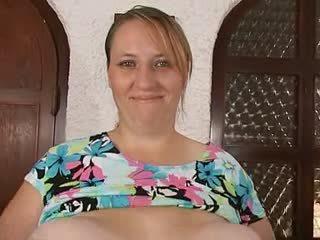 Mom & her massive huge saggy boobs