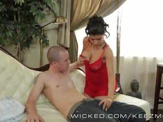 fresh deepthroat rated, kissing, ideal big tits real
