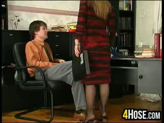 Warga rusia ibu fucked oleh anak dalam undang-undang