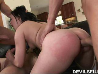 hardcore sex, kova vittu, ryhmäseksi