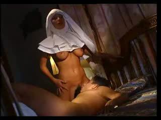 フェラチオ, 欧州の, nun