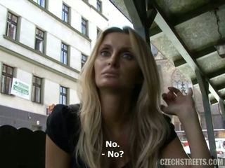 Séc streets - lucka blowjob video