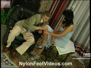 hot foot fetish great, having hot and hard sex ideal, check stocking sex
