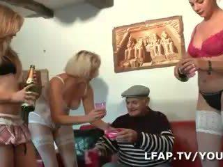 4 culs francais 倒 l anniv de papy